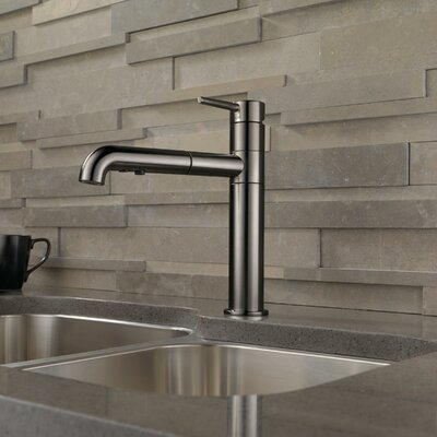 Delta Kitchen Faucet Single Handle Seal Stainless Faucets
