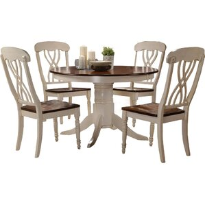 Distressed Finish Kitchen U0026 Dining Room Sets Youu0027ll Love | Wayfair