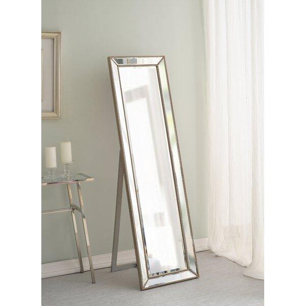 Vickery Full Length Mirror by House of Hampton