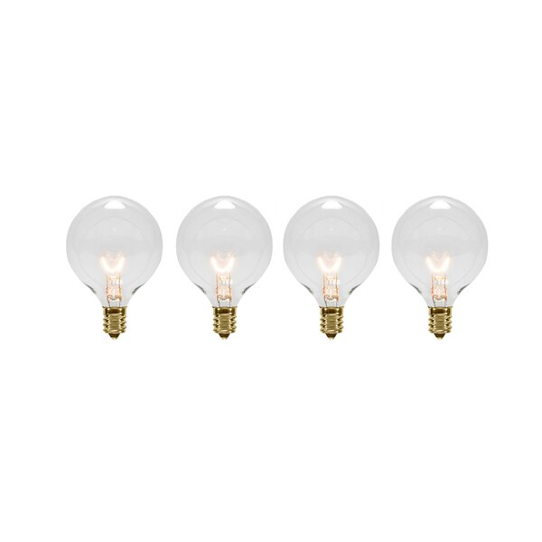 Light Bulb (Set of 4) by Sienna Lighting