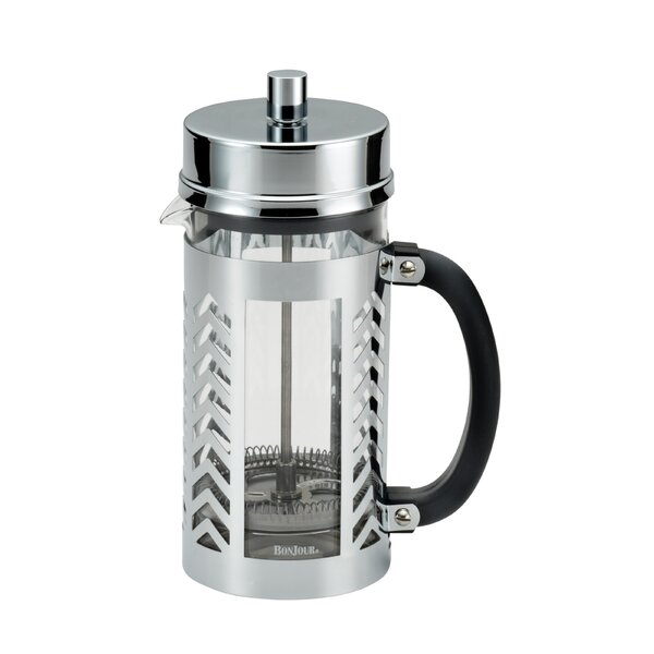 Chevron French Press Coffee/Espresso Maker by BonJour