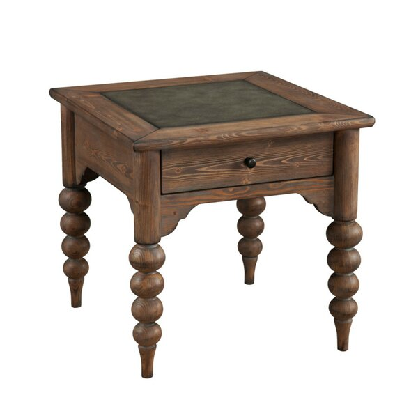 Meghans End Table by Darby Home Co Darby Home Co