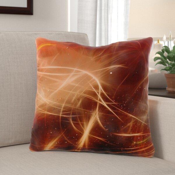 Quast Banner Indoor/Outdoor Canvas Throw Pillow