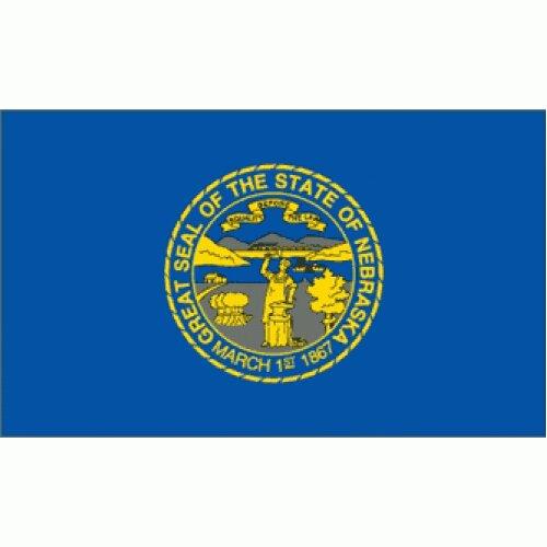 Nebraska Traditional Flag by NeoPlex