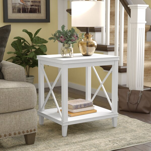 Meansville Side Table by Three Posts