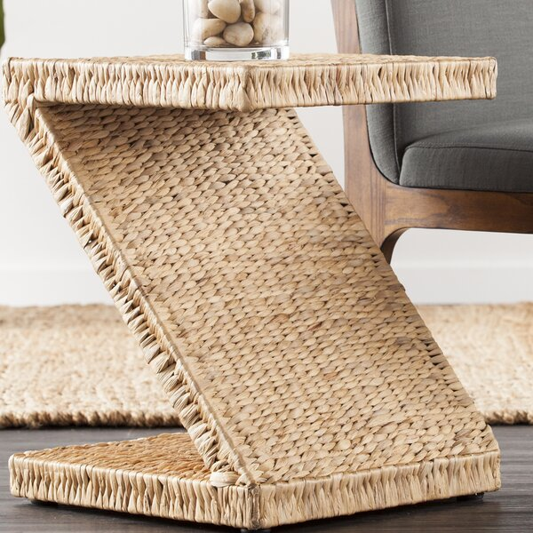 Maymie Water Hyacinth Table by Longshore Tides