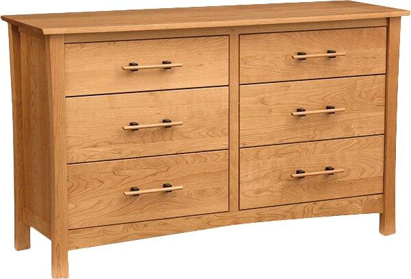 Monterey 6 Drawer Chest by Copeland Furniture