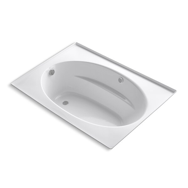 Windward Bubblemassage 60 x 42 Whirpool Bathtub by Kohler