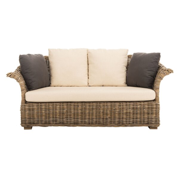 Closeout Lo Loveseat by Highland Dunes by Highland Dunes