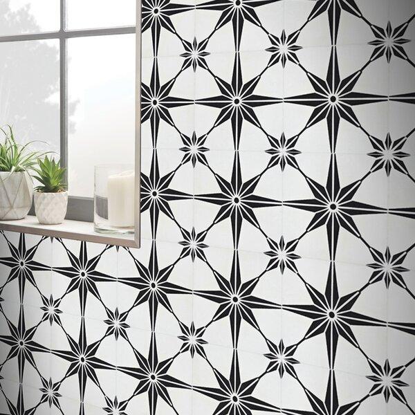 Tafilalt 8 x 8 Cement Field Tile