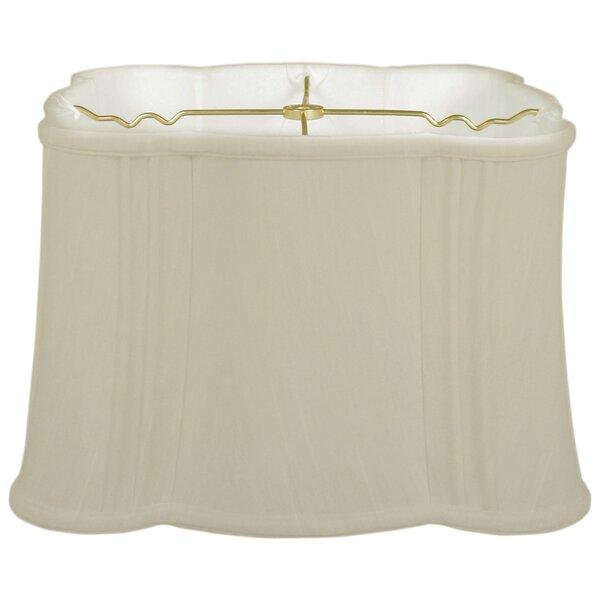 Timeless Flare Bottom 17 Silk Novelty Lamp Shade by Royal Designs
