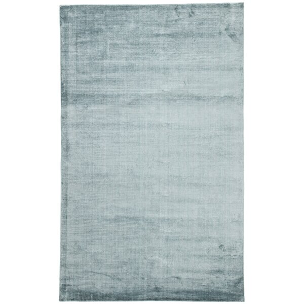 Geff Hand-Loomed Blue Area Rug by Laurel Foundry Modern Farmhouse