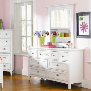 Sully 7 Drawer Dresser With Mirror
