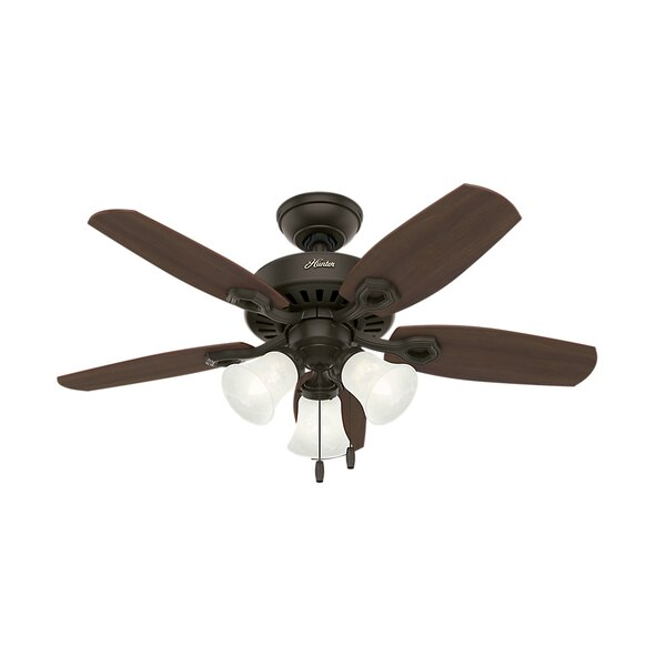 42 Builder 5-Blade Ceiling Fan by Hunter Fan