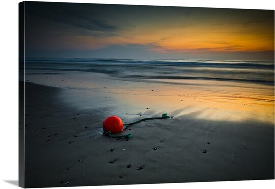 A Night in June by Niels Christian Wulff Photographic Print on Canvas by Canvas On Demand