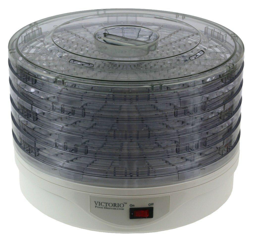 Victorio 5 Tray Electric Food Dehydrator Reviews Wayfair