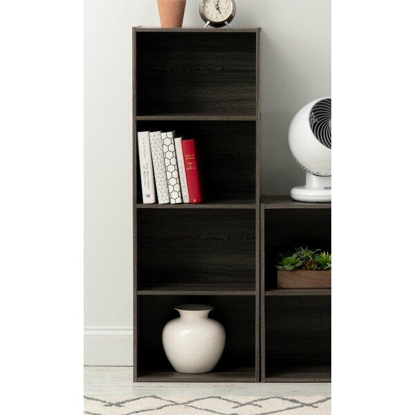 4 Tier Standard Bookcase By IRIS USA, Inc.