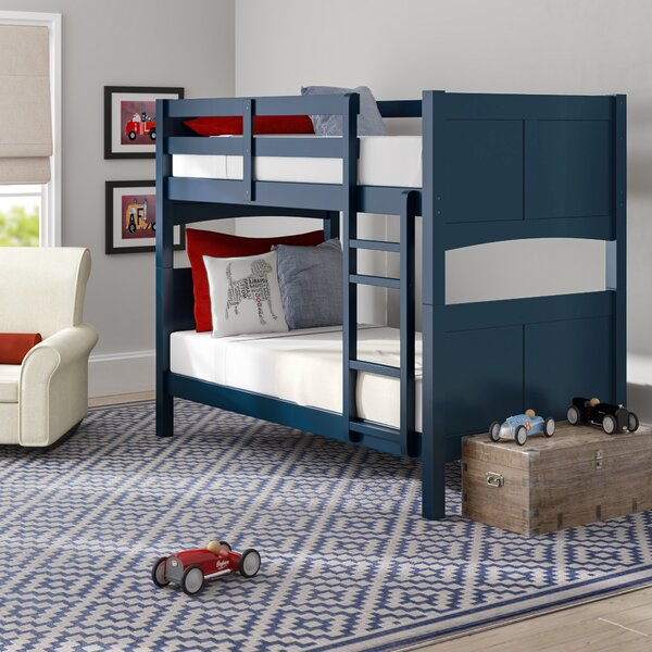 Sabine Twin over Twin Bunk Bed by Viv + Rae