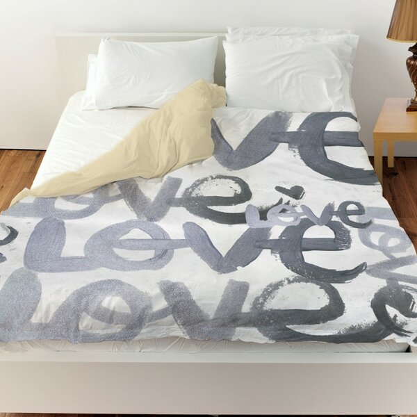 Pudsey Four Letter Word Single Duvet Cover