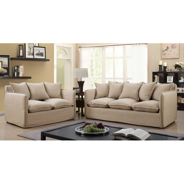 Kamanda Transitional Living Room Collection by Ebern Designs