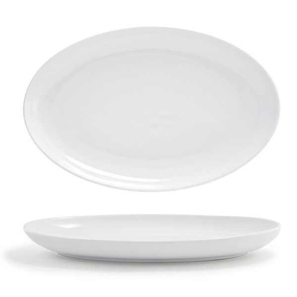 Manie Oval Platter (Set of 2) by Mint Pantry