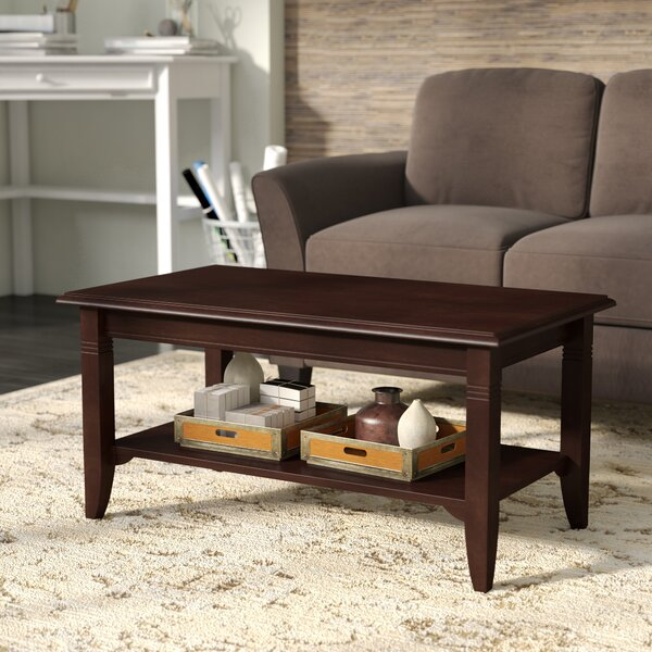 Colin Coffee Table With Storage By Andover Mills