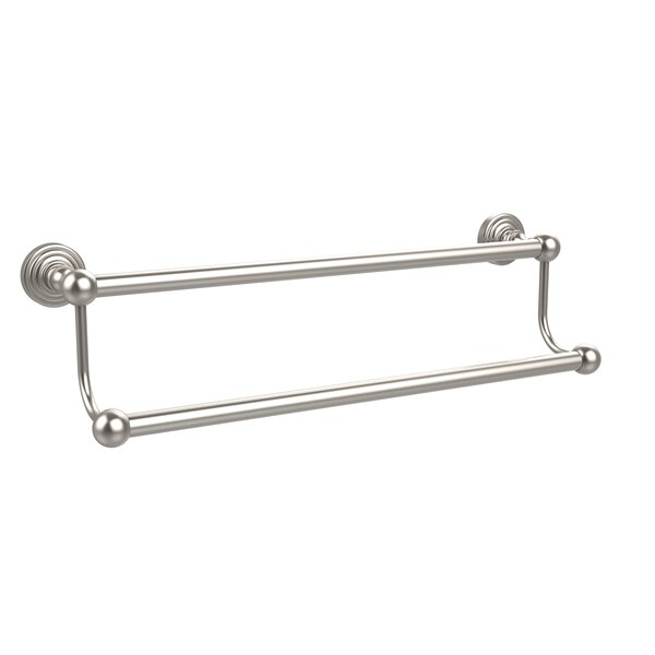 Waverly Place Double Wall Mounted Towel Bar by Allied Brass
