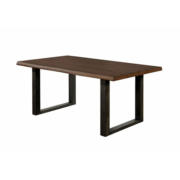 #2 Delphos Dining Table By Gracie Oaks Coupon