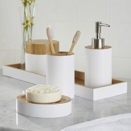 Bathroom accessories bathroom decor for All bathroom accessories