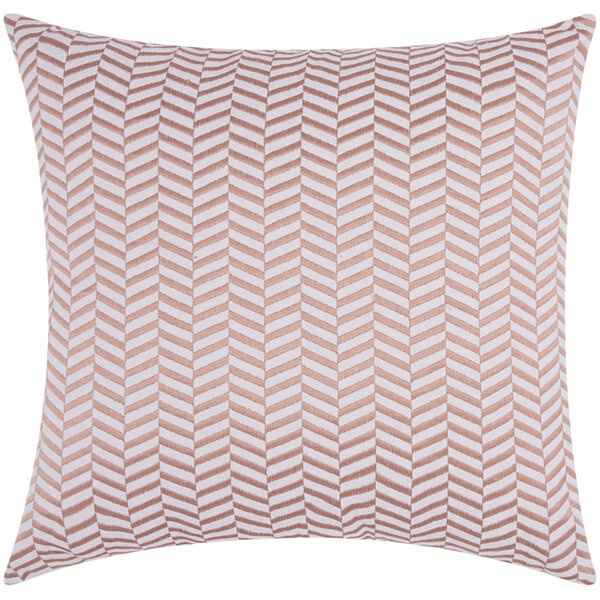 Newman Alternative Chevron Throw Pillow by Corrigan Studio