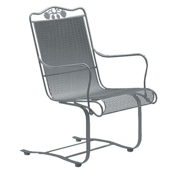 Briarwood Spring Patio Chair by Woodard