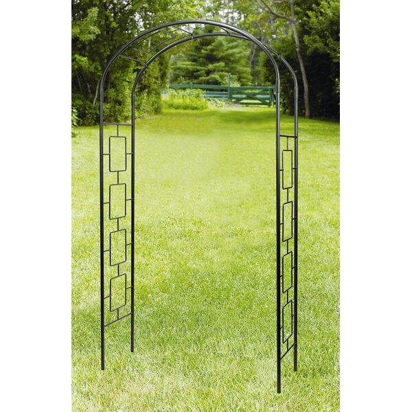 Modern Iron Arbor by ACHLA
