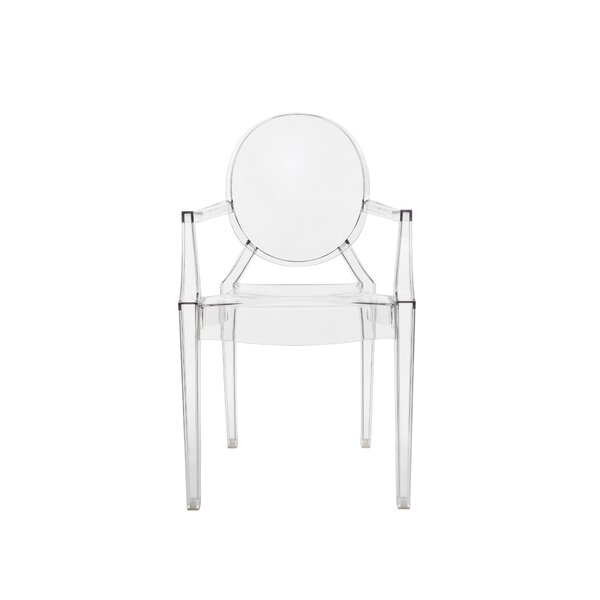 Louis Ghost ArmChair (Set of 2) by Kartell