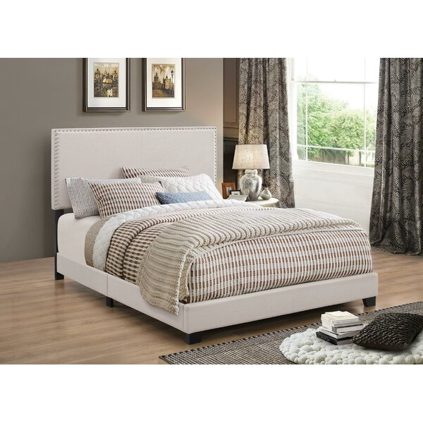 Dulvert Upholstered Bed by House of Hampton