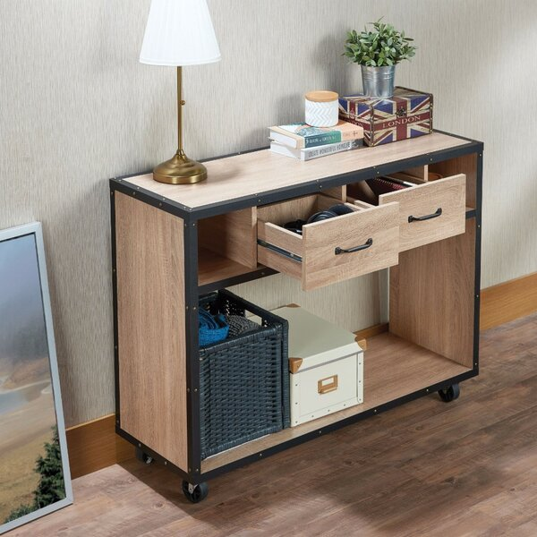Review Cheswick Efficient Console Table
