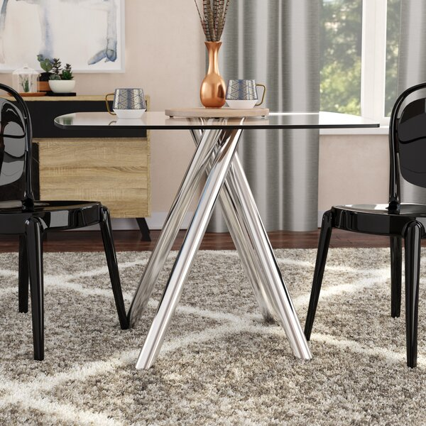 Huebner Dining Table by Orren Ellis