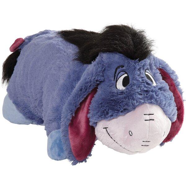 Disney Eeyore Plush Throw Pillow by Pillow Pets