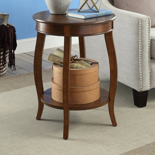 Sizemore End Table by August Grove