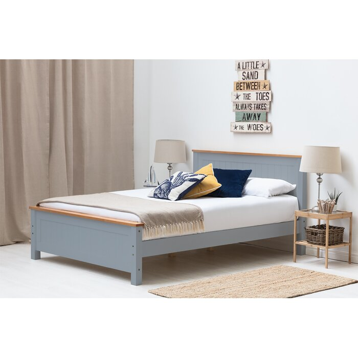 Peachy Franklin Wooden Bed Frame Squirreltailoven Fun Painted Chair Ideas Images Squirreltailovenorg