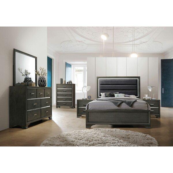 Alexandro Panel Configurable Bedroom Set by Ebern Designs