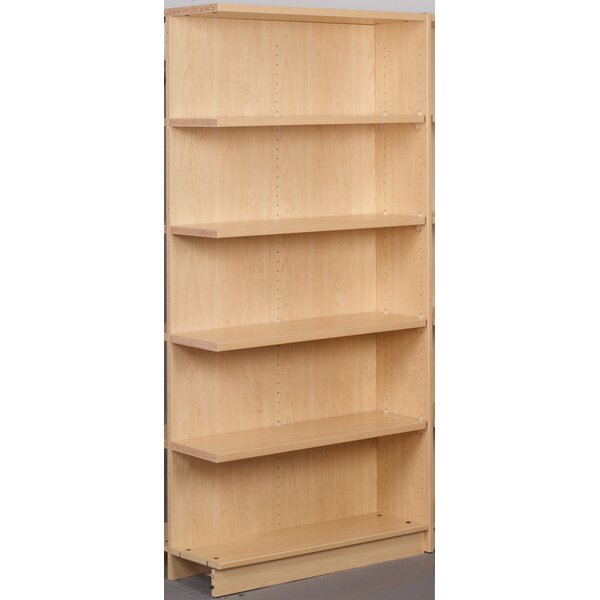 Library Adder Single Face Shelf Standard Bookcase by Stevens ID Systems