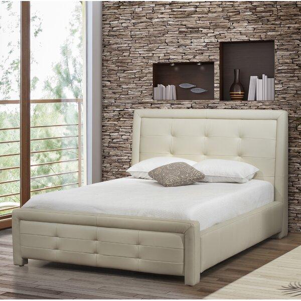 Claar Upholstered Platform Bed by Brayden Studio