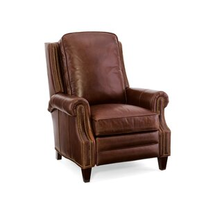 Affordable Price Aaron Leather Recliner ByBradington-Young