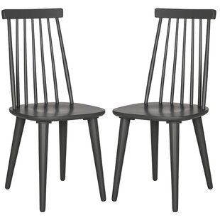 Britt Solid Wood Dining Chair (Set of 2)
