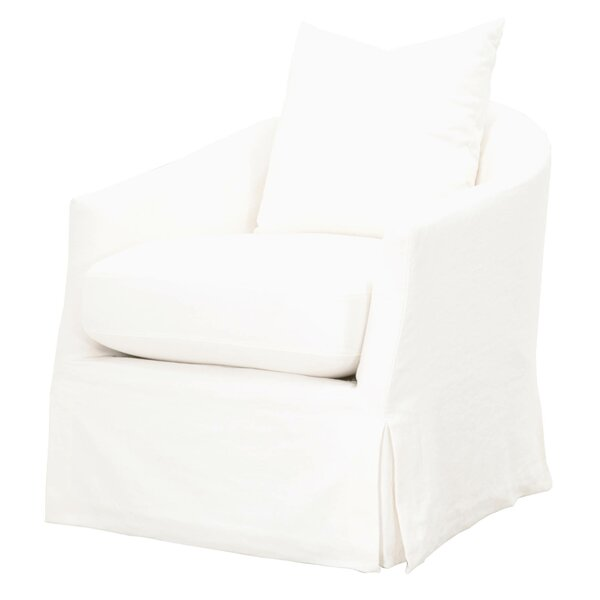 Donita Swivel Armchair by Darby Home Co