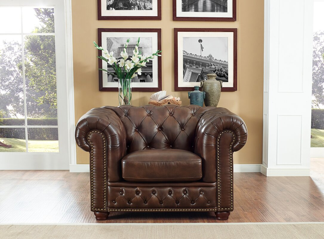 sofa moore products rose and back chair leather the chesterfield original of