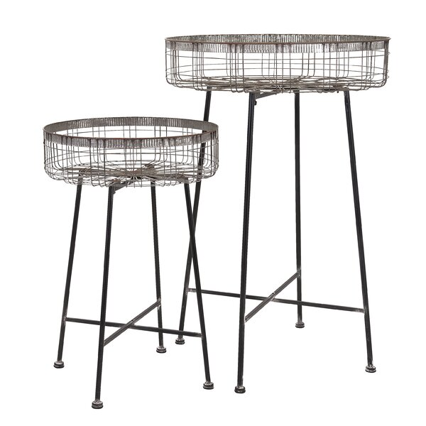 Chappel 2 Piece Plant Stand Set by Gracie Oaks