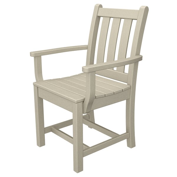 Traditional Garden Patio Dining Chair (Set of 2) by POLYWOOD®