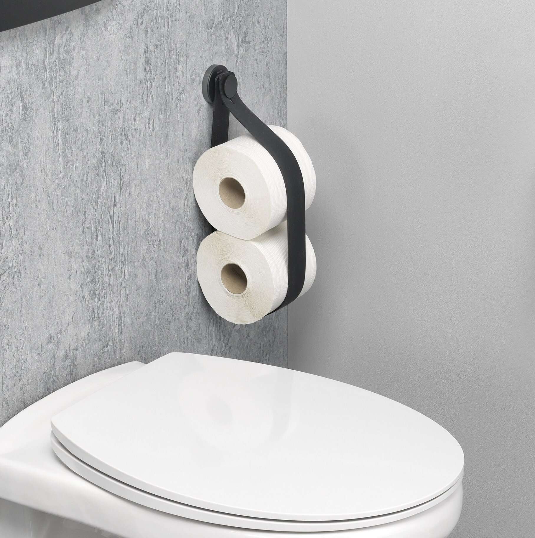 Wall Mounted Spare Toilet Paper Holder