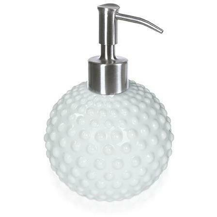 Vannatter Ceramic Stainless Steel Soap Dispenser by Wrought Studio